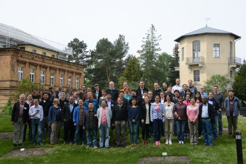 Participants of the symposium